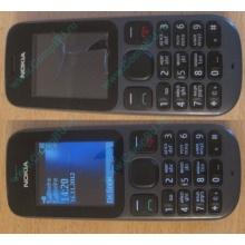 Телефон Nokia 101 Dual SIM (чёрный) - Электросталь