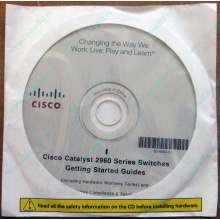 85-5777-01 Cisco Catalyst 2960 Series Switches Getting Started Guides CD (80-9004-01) - Электросталь