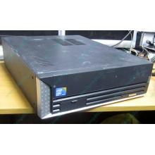 Лежачий четырехядерный компьютер Intel Core 2 Quad Q8400 (4x2.66GHz) /2Gb DDR3 /250Gb /ATX 250W Slim Desktop (Электросталь)