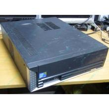 Лежачий четырехядерный системный блок Intel Core 2 Quad Q8400 (4x2.66GHz) /2Gb DDR3 /250Gb /ATX 300W Slim Desktop (Электросталь)