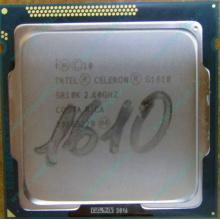 Процессор Intel Celeron G1610 (2x2.6GHz /L3 2048kb) SR10K s.1155 (Электросталь)