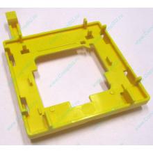 Жёлтый держатель-фиксатор HP 279681-001 для крепления CPU socket 604 к радиатору (Электросталь)