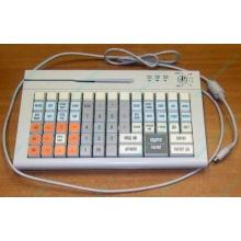 POS-клавиатура HENG YU S78A PS/2 белая (Электросталь)