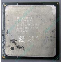 Процессор Intel Celeron D (2.4GHz /256kb /533MHz) SL87J s.478 (Электросталь)