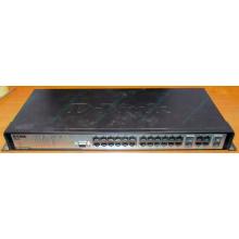 Б/У коммутатор D-link DES-3200-28 (24 port 100Mbit + 4 port 1Gbit + 4 port SFP) - Электросталь