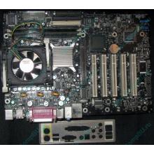 Материнская плата Intel D845PEBT2 (FireWire) с процессором Intel Pentium-4 2.4GHz s.478 и памятью 512Mb DDR1 Б/У (Электросталь)