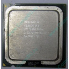 Процессор Intel Celeron D 326 (2.53GHz /256kb /533MHz) SL98U s.775 (Электросталь)