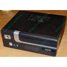 Б/У неттоп Depo Neos 230USF (Intel Celeron J1800 (2x2.41GHz) /2Gb DDR3 /500Gb /BT /WiFi /miniITX /Windows 7 Pro) - Электросталь